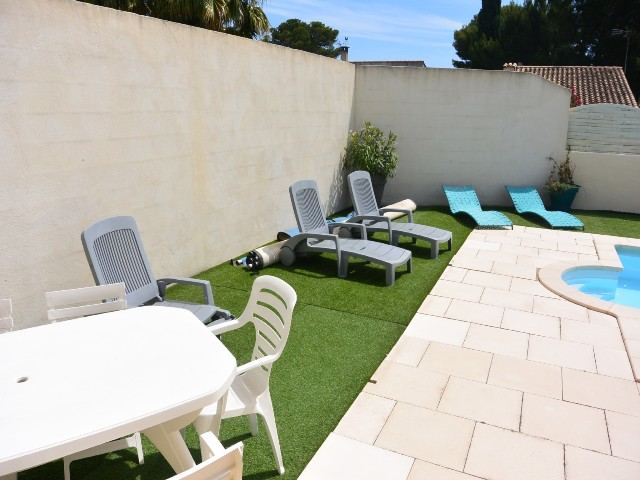 Villa Ours Villa avec piscine CAP D'AGDE