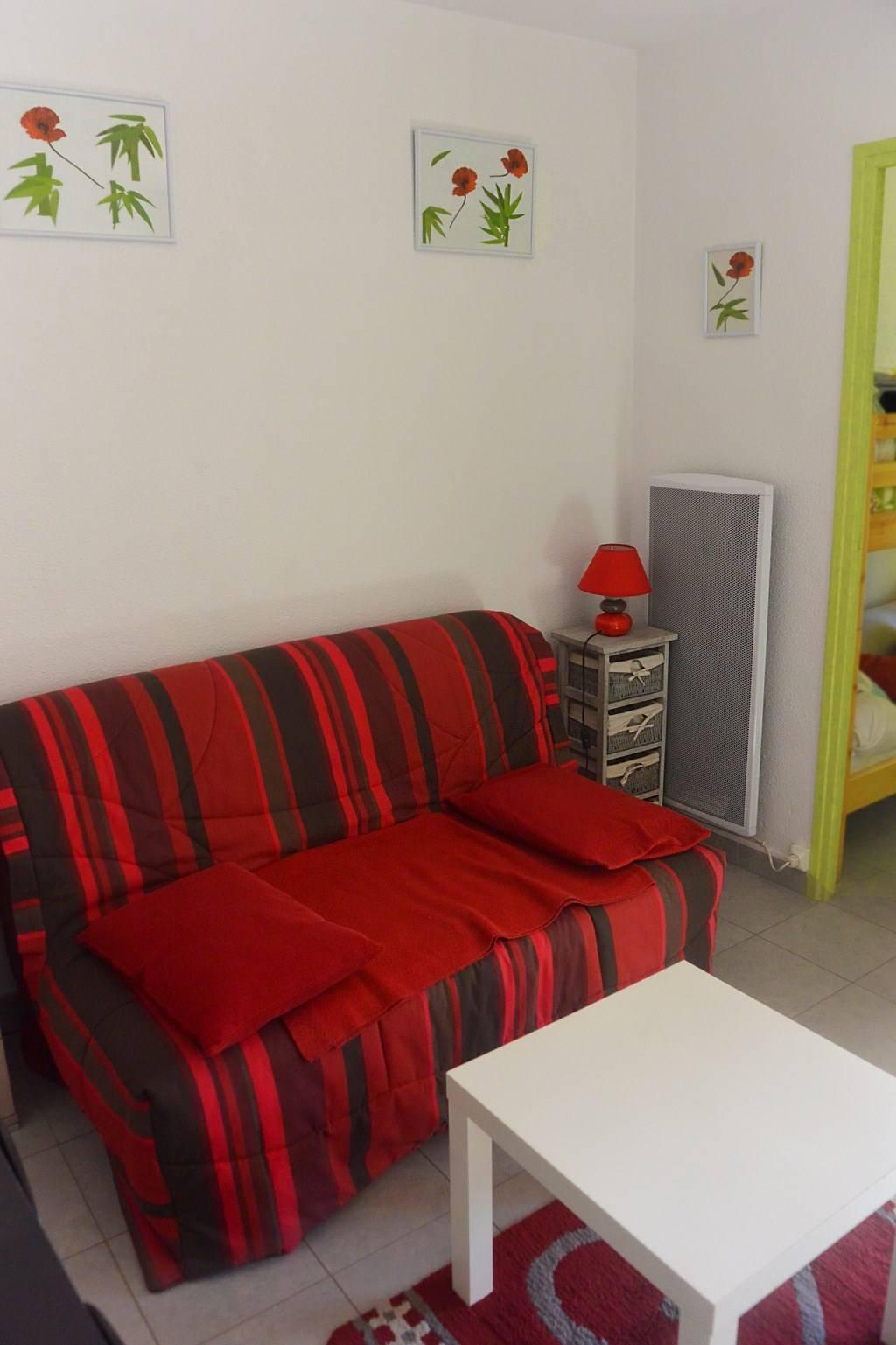 Port Brescou 3 Studio Cabine grand CAP D'AGDE