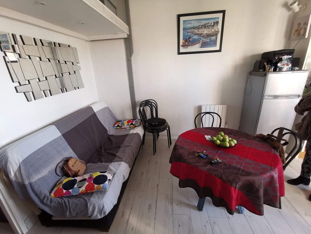 Jules Verne Studio Cabine Mezzanine CAP D'AGDE