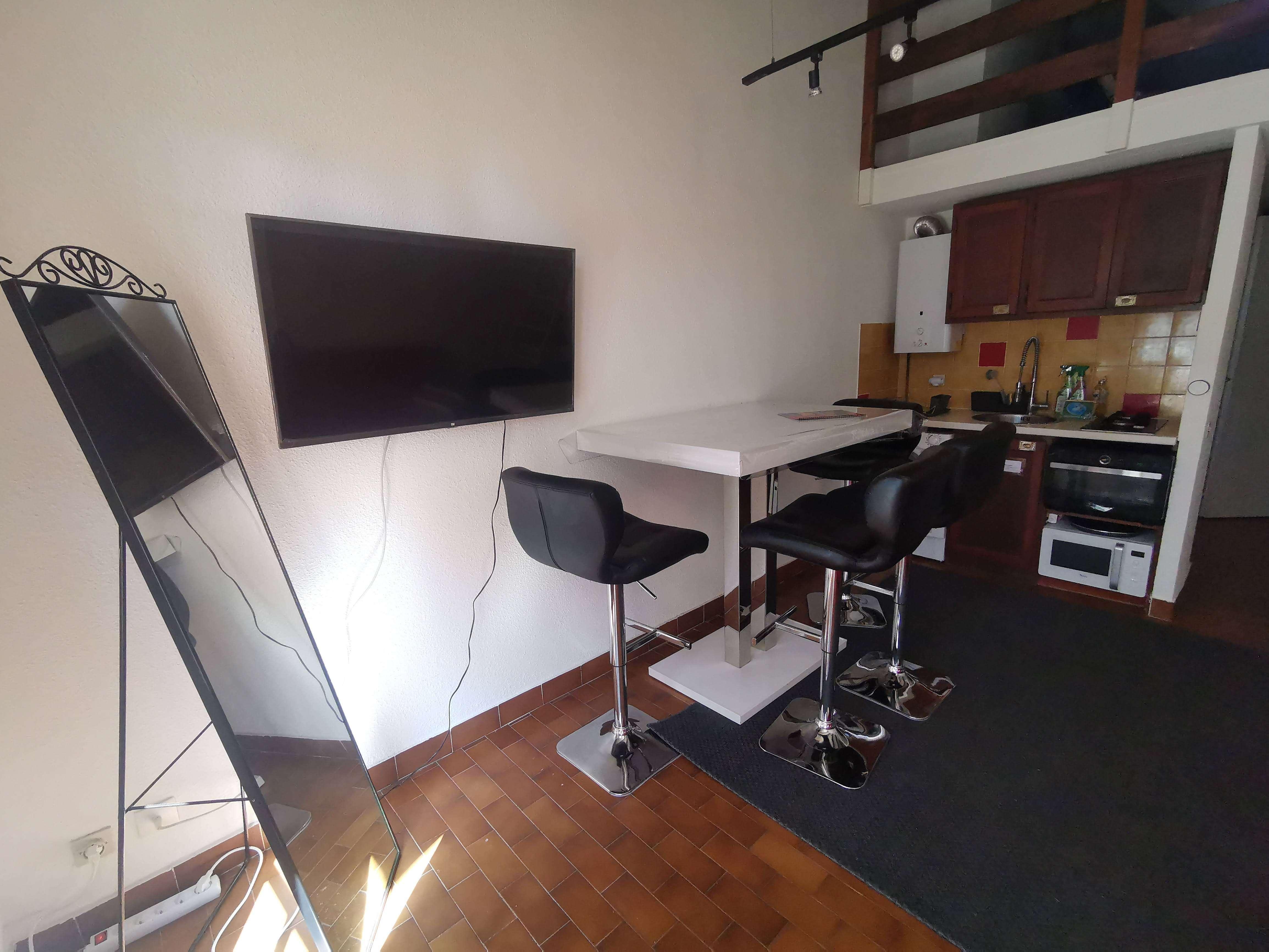 Green Village Studio + mezzanine CAP D'AGDE