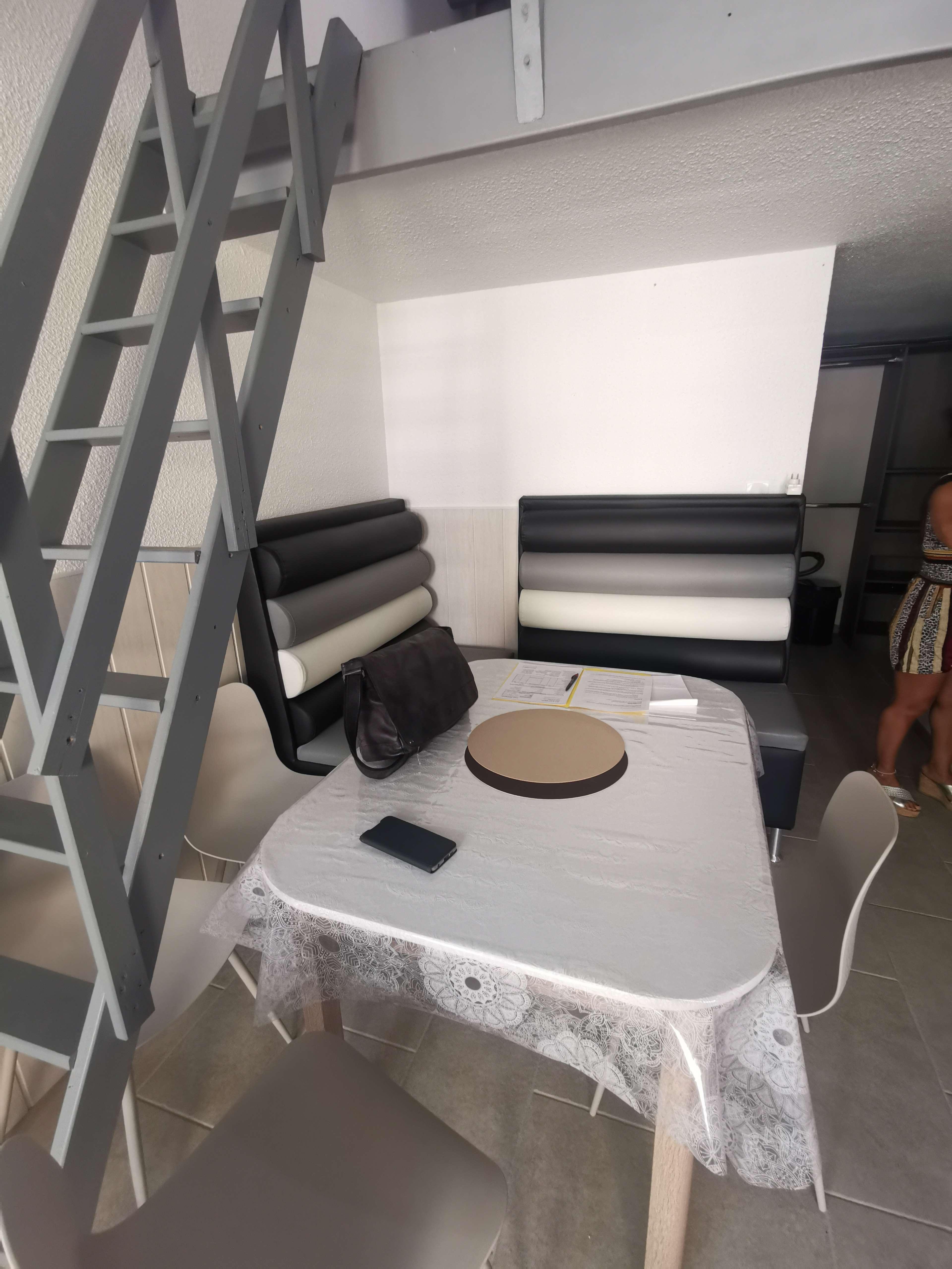 La Grande Conque Studio + mezzanine CAP D'AGDE