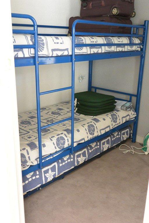 Tennis Village T2 Cabine CAP D'AGDE