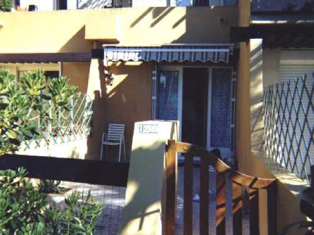 Tennis Village studio alcove CAP D'AGDE