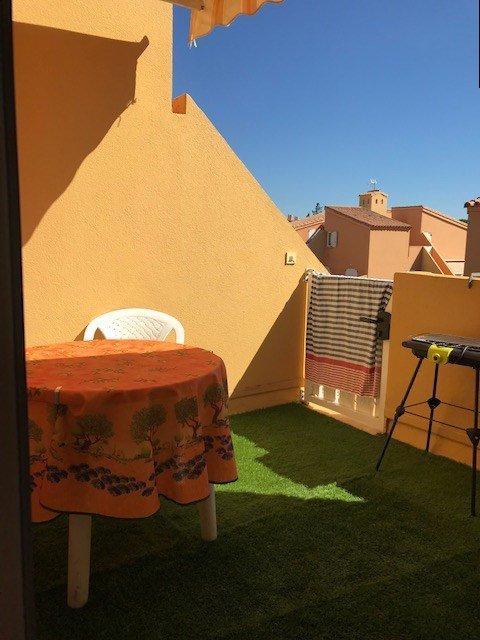 For rent Studio mezzanine 3 personnes CAP D\'AGDE 34300 QSO168