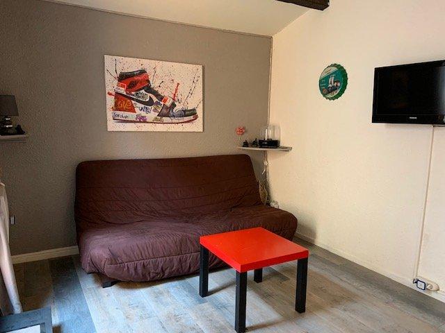 Les 4 Soleils Studio mezzanine CAP D'AGDE